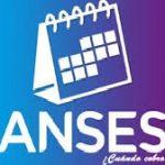 Anses: Cronograma de Pagos  para el mes de Agosto