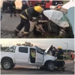 ACCIDENTE FATAL EN RUTA PROVINCIAL N°10