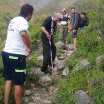 Apareció el turista de 62 años que se había perdido en el cerro Champaquí