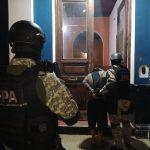 DESARTICULARON VENTA DE DROGAS EN SAN MARCOS SIERRAS