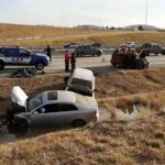 El conductor que embistió a los autos estaba alcoholizado