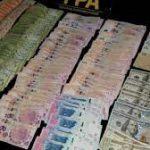 Carlos Paz Detuvieron a una mujer con mas de 10 mil dólares