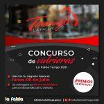 SE VIENE EL CONCURSO DE VIDRIERAS TANGO 2021 EN LA FALDA