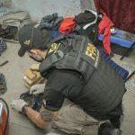 Desarticularon organización narco