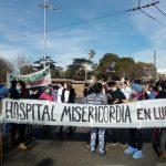 Trabajadores de la salud reclamaron en Córdoba contra la precarización laboral