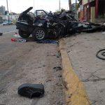 Accidente fatal en Quebrada de las Rosas