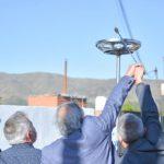 Cosquín: Inauguración de ampliación de 5700 mts de la red de Gas Natural