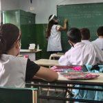 Ciclo lectivo 2022: quieren alcanzar los 190 días de clases en todo el país
