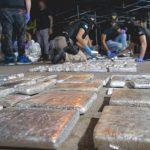 Condenaron a tres hombres y una mujer a los que detuvieron con 300 kilos de drogas