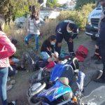 Accidente en Huerta Grande